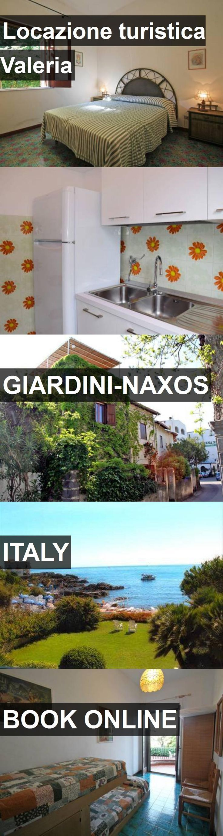 Hotel Locazione turistica Valeria in Giardini-Naxos, Italy. For more information, photos, reviews and best prices please follow the link. #Italy #Giardini-Naxos #travel #vacation #hotel
