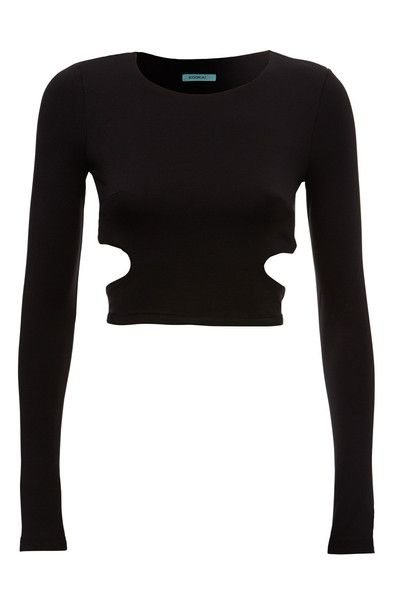Empire Long Sleeve Top