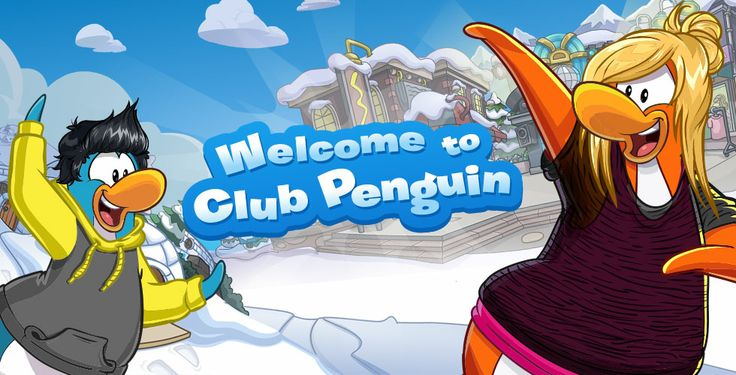 """Welcome to Club Penguin!"" -- A virtual world for children that has been around since 2005 and is now under the Disney umbrella. Membership is available, but not mandatory, and gives access to more perks. On this heavily monitored site, kids can play games, adopt pets, customize their penguin avatar, and chat safely with friends."
