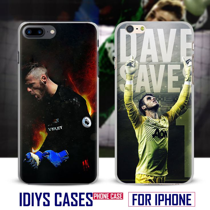 David de Gea Phone Case For iPhones //Price: $11.95 & FREE Shipping //