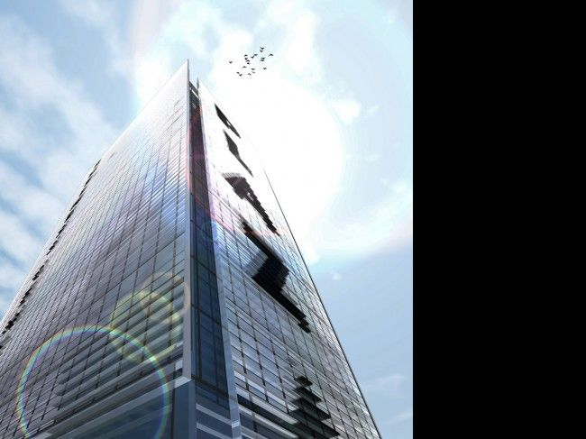 the plaza tower - Ulaanbaatar - Mongolia_project by Bicuadro architects and Azzurra Architects