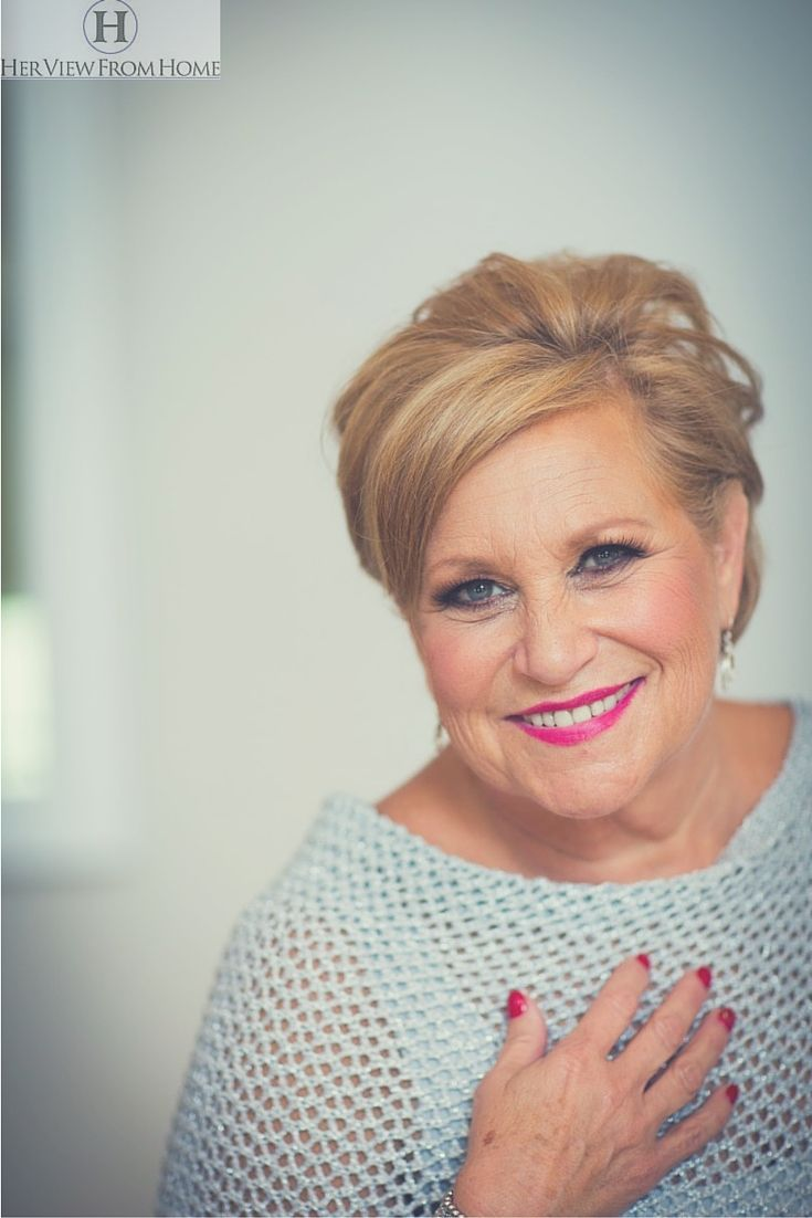 An open letter to Sandi Patty. 5 Lessons I've Learned from Sandi Patty.  Her View from Home blog post.