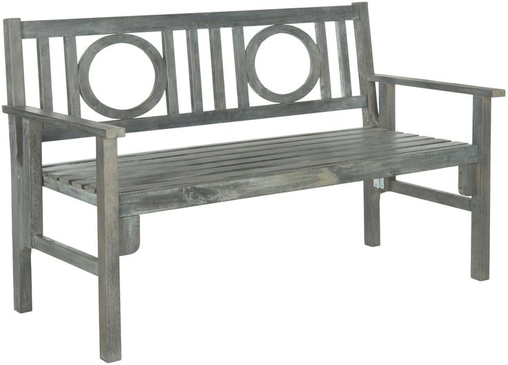 Alcocer Wood Garden Bench
