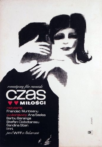 At the Age of Love, Polish Movie Poster