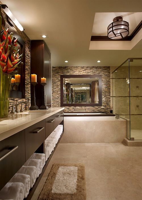 25 Stunning Bathroom Designs