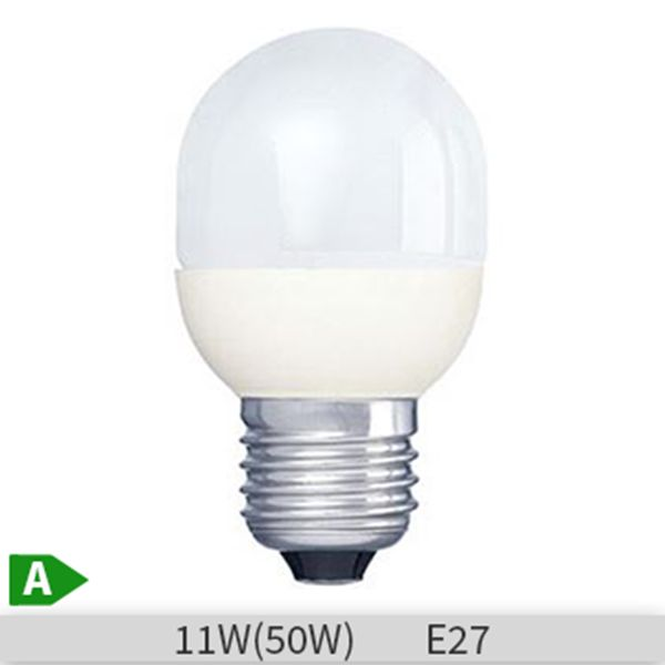 Bec economic Philips Softone ESaver, forma glob, 11W, E27, 2700k, lumina calda http://www.etbm.ro/becuri-economice
