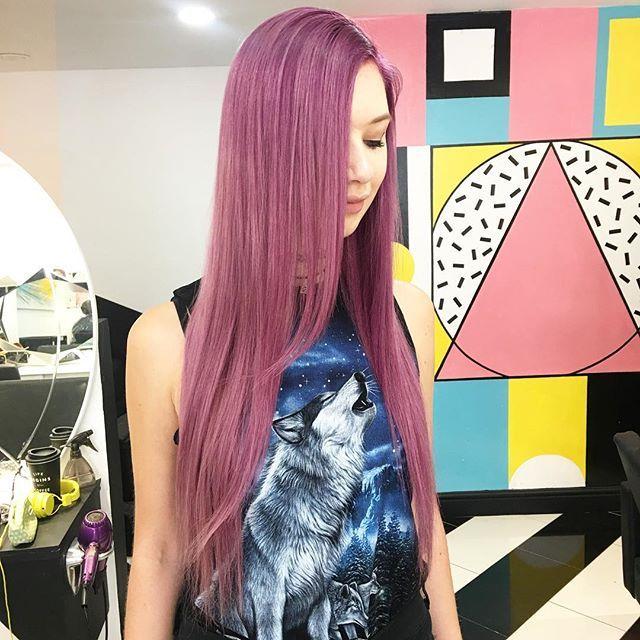 Hair Color Brick Lane London