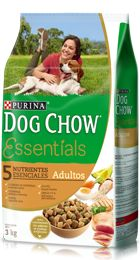 Ayúdalo a mantenerse fuerte con PURINA® DOG CHOW®