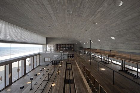 Seashore Library by Vector Architects