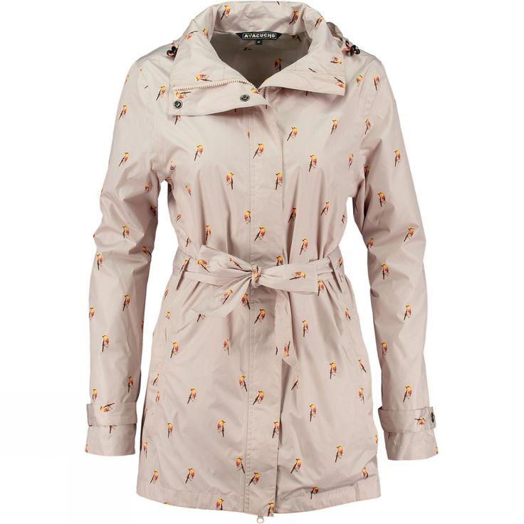 Ayacucho packable rain jacket