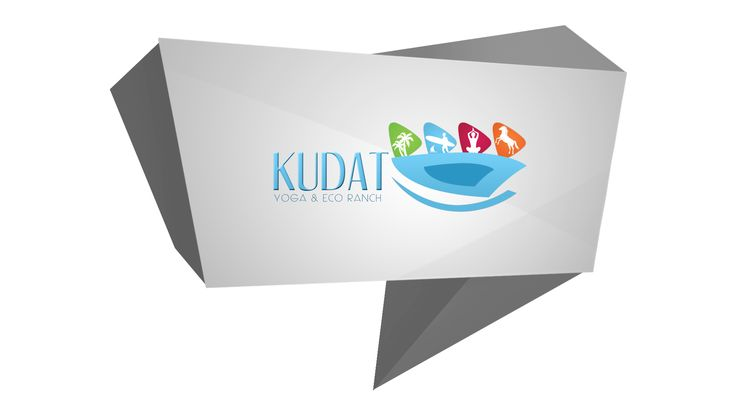 Wordist - #besurprised Brand Identity – 2D Logos, 3D Logos, Concept Logos, Hidden Meaning Logos, Trademark Logos, Brand Name Logo designs | Client – Kudat. This is a Logo done for Kudat. The concept was to come up with an original logo design and it is designed and conceptualised by the Team #wordistlogos. We were asked to come up with a creative logo. These are few of our creative designs and works. Follow Wordist for updates.