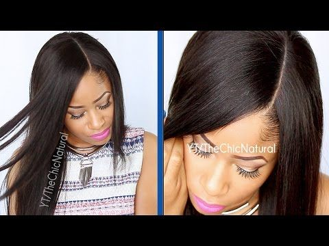 HOW TO SLAY A LACE WIG! (Start to Finish) - YouTube | I ...