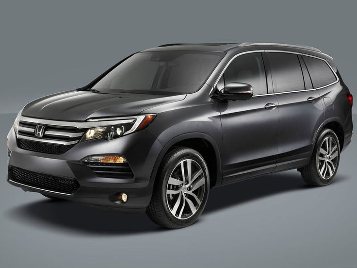 2016 #Honda #Pilot becomes a strong contender in the #three-row crossover class after improvement package.