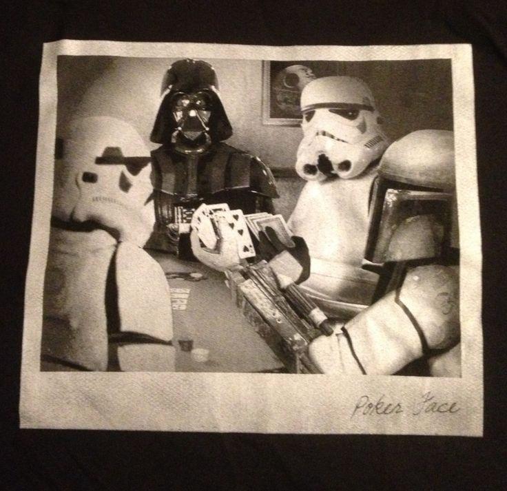 My new star wars t-shirt! Yeeppeee!