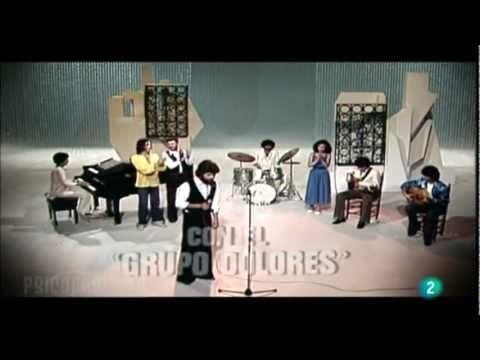 Camarón - 'La Leyenda del Tiempo' (TVE)  Con versos de Lorca, el gran Camarón le canta al tiempo. Por cierto, que lo pusieron verde porque los puristas dijeron que esto no era flamenco.