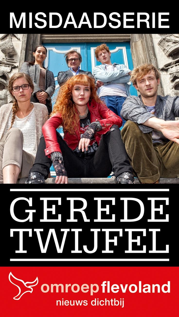 Misdaadserie: Gerede Twijfel, elke zaterdag te zien om 20.00 uur op #OmroepFlevoland. Herhaling om 21.00 uur, 22.00 uur en 23.00 uur. De aflevering die in Flevoland is opgenomen is in december op televisie te zien.