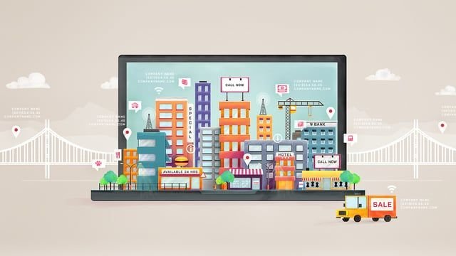 A fun and informative promo piece created for OMCollective, a full service online marketing agency based in Belgium.