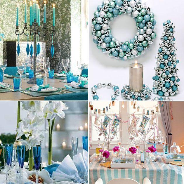 Inovar na decoração das festas de fim de ano anima e desperta a criatividade! Por que não elaborar uma comemoração de Natal azul e branco desta vez?