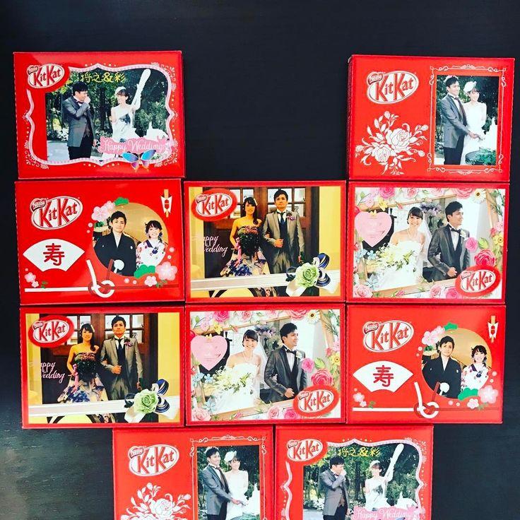 オリジナルパッケージでオーダーできるお菓子プチギフトまとめ | marry[マリー]