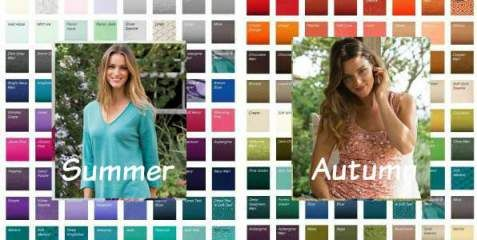 The Muted color family takes all the colors that are primarily Soft and Muted from both Summer and Autumn - it excludes the other influences. #color anlysis #muted color family