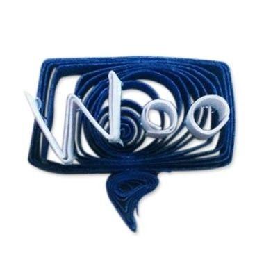 Handmade logo, woo!