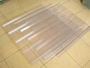 translucent fiberglass roofing sheets, clear fiberglass roof panel $3.8~$5.3