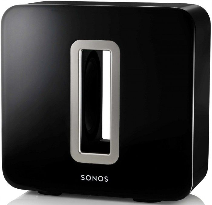 The new Sonos SUB subwoofer will take your whole Sonos System one seismic step closer to the spine-curling, jaw-dropping, full body experience music was meant to be. Black