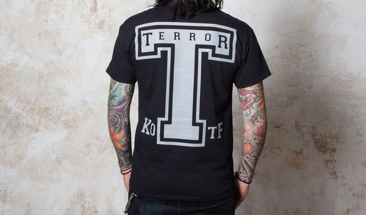 Terror BigT T-Shirt
