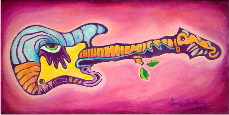 "Jason & Gary Becker Art Print "" SOUL OF THE SOUL ""(16x12 Inches)"