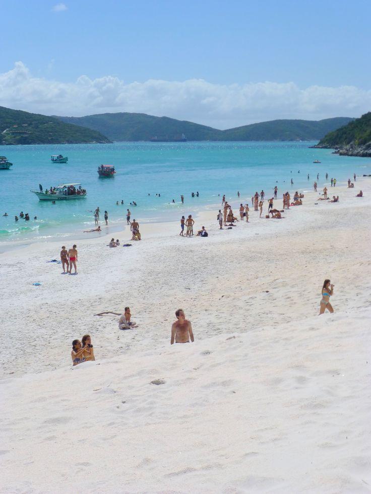 Praia do Farol, Arraial do Cabo - RJ