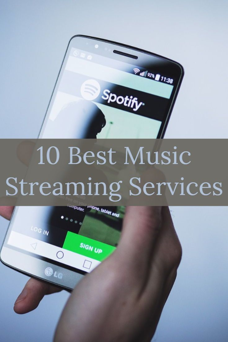 The Best Online Music Streaming Services for 2019 | The Best