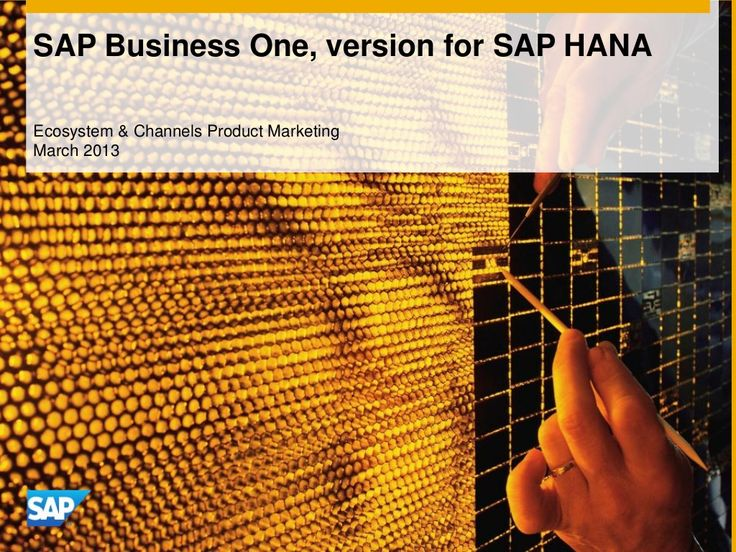 18 best SAP Business One images on Pinterest Briefs, Beer and Cloud - business agenda small medium enterprises
