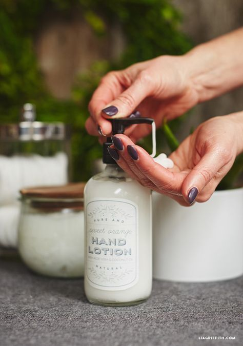 Aloe Vera Creme Selber Herstellen : homemade lotion with printable labels lotion aloe vera ~ Watch28wear.com Haus und Dekorationen