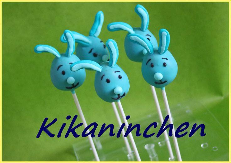 Kikaninchen cake Pops