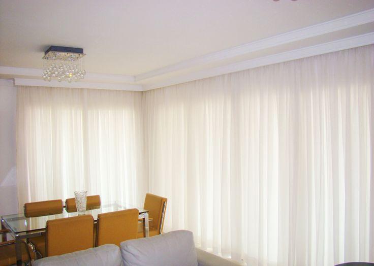 Resultado de imagem para cortinados de sala