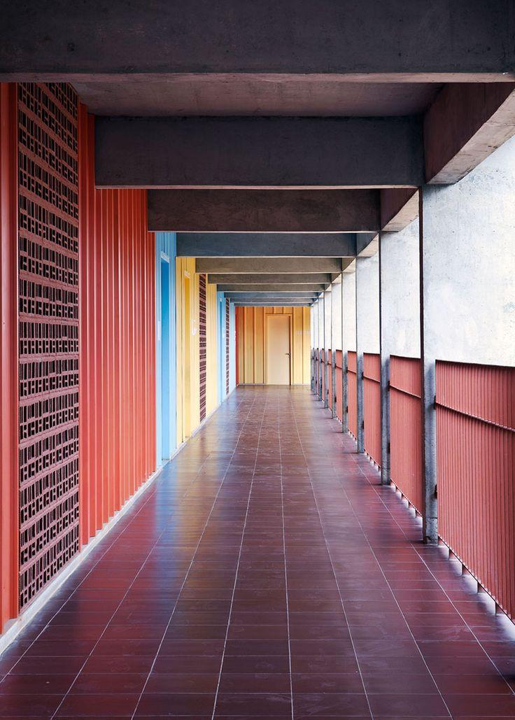 DPS Kindergarden School in Bangalore, India by Khosla Associates | Yellowtrace