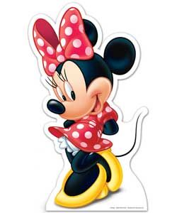 Buy Disney Minnie Mouse Life-Sized Cutout at Argos.co.uk, visit Argos.co.uk to shop online for Party decorations