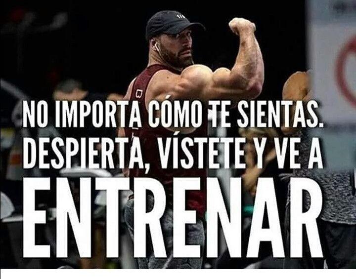 No Te Quedes Con Las Ganas Frases De Motivacion Gym