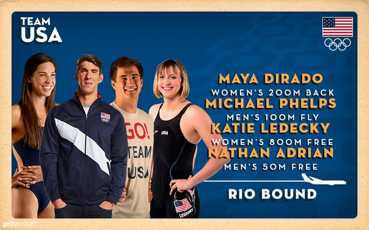 U.S. Olympic Team Trials For Swimming