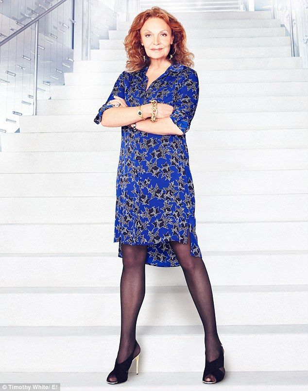 Diane von furstenberg the prince and the world 39 s sexiest for Diane von furstenberg clothes
