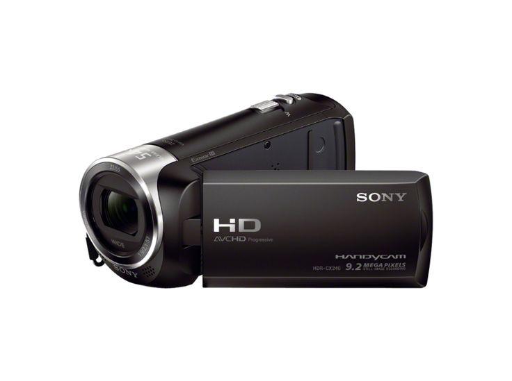 SONY HDR-CX240 EB videokamera
