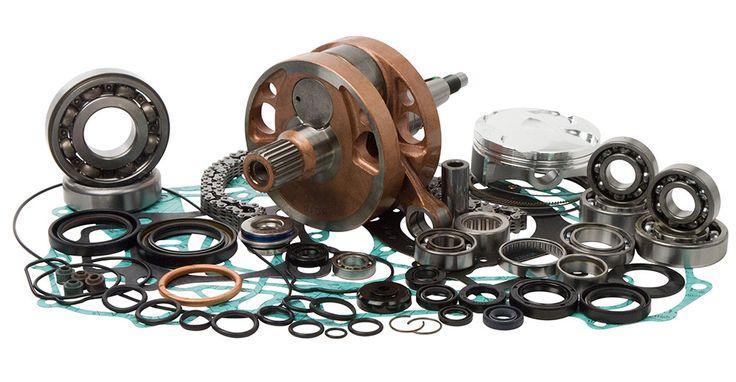 Wrench Rabbit Complete Engine Rebuild Kit for 2010-13 Honda CRF250R