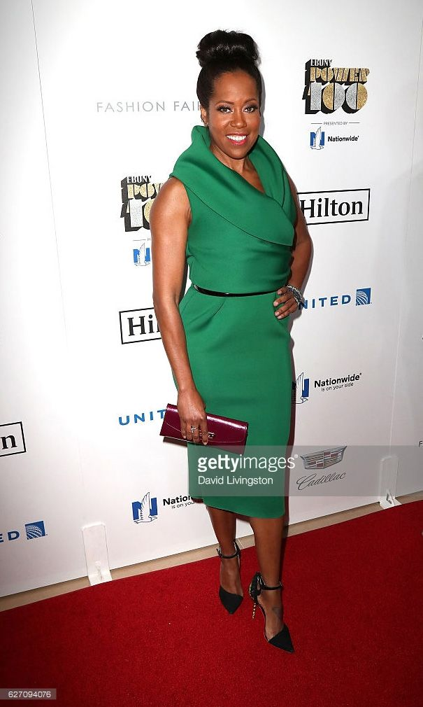 #ReginaKing at the 2016 #ebonypower100 #Gala at The Beverly Hilton #redcarpet #beauty #glam #4ChionStyle Maxior Joias