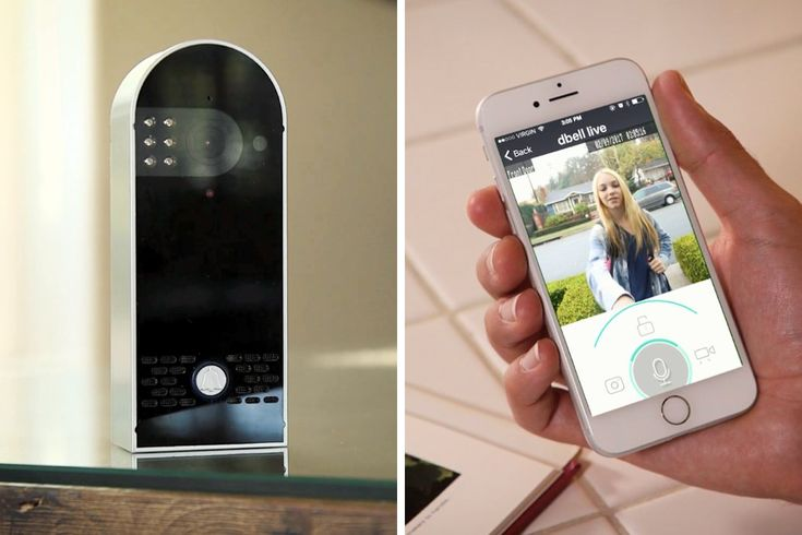 Answer Your Doorbell From Anywhere!