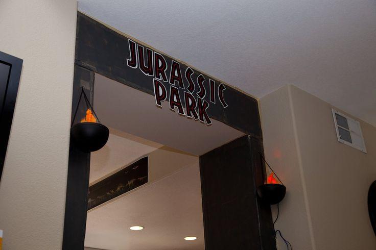 Sarah Smiles: Dane's Jurassic Park Party!!!!!!