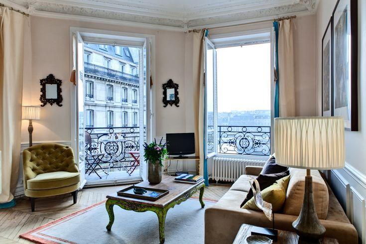 パリ ノートルダム、サンルイ島地区の[apt type]賃貸アパート:プライベート・ホームズ