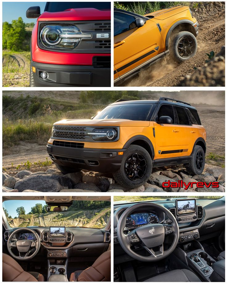 2021 Ford Bronco Sport Dailyrevs in 2020 Bronco sports