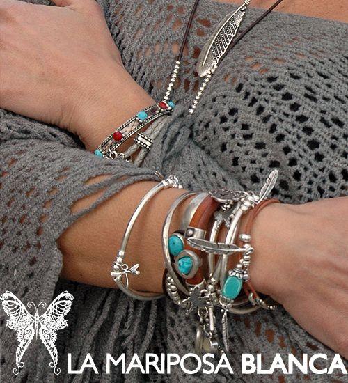 Summer collection bracelets hippie boho ibiza