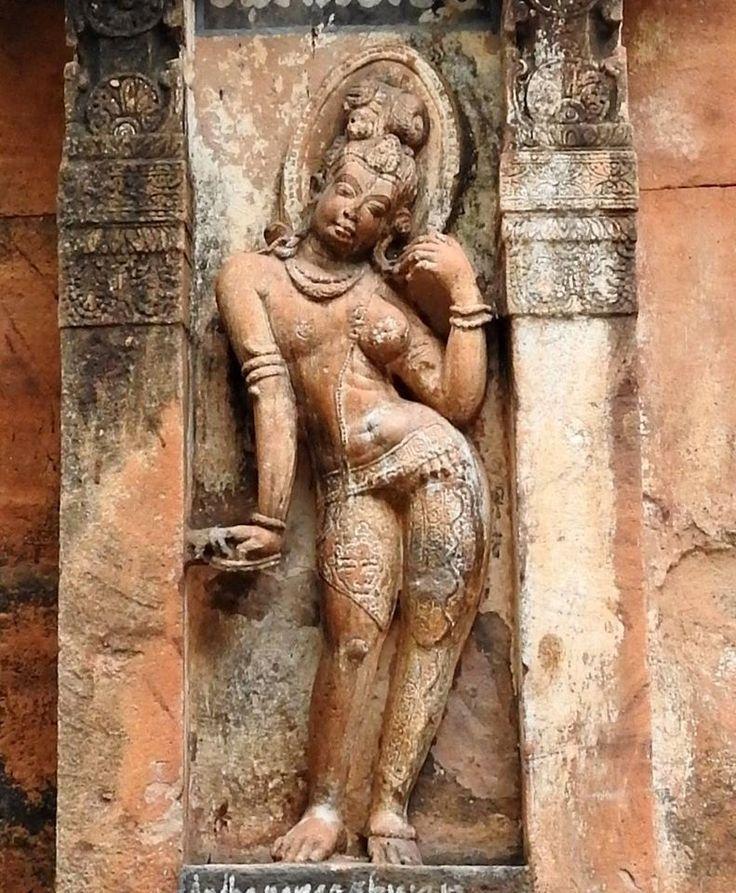 Ardhanareeswara, MAHAKOOTA, Early Badami Chalukya.