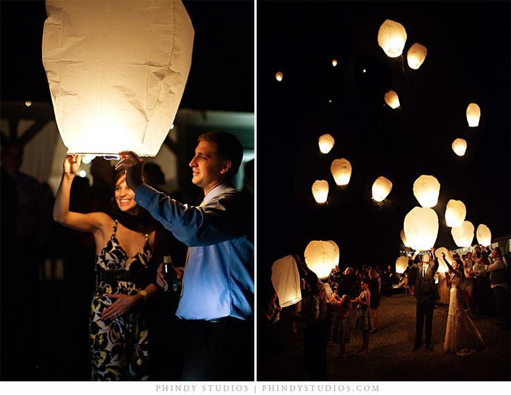 White Paper Chinese Lanterns Sky Fly Candle Lamp For Wishing Party Wedding